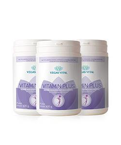 VITAMIN PLUS | 3er pack