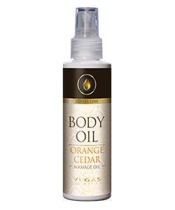 Massage Oil Orange/Cedar