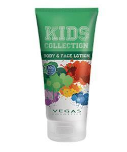 Kids Coleection Body & Face Lotion